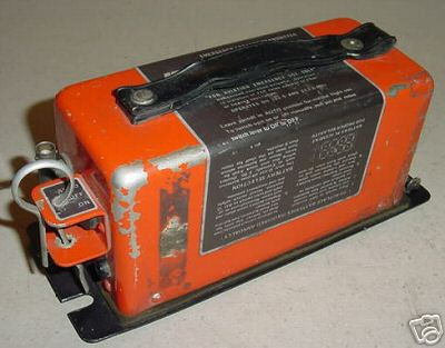 Emergency Locator Transmitter